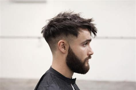 how to fade hair from one length to another very classy the fade hairstyles hommes men s fashion