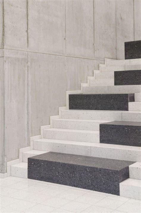 Granite Stairs Design 50 Escadas De Granito Elegantes Para Voc 234 Se Inspirar