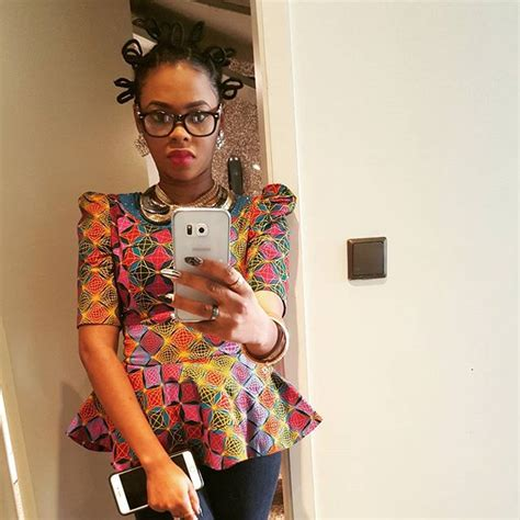 African Queen! Singer Chidinma Shows Off More Photos Of