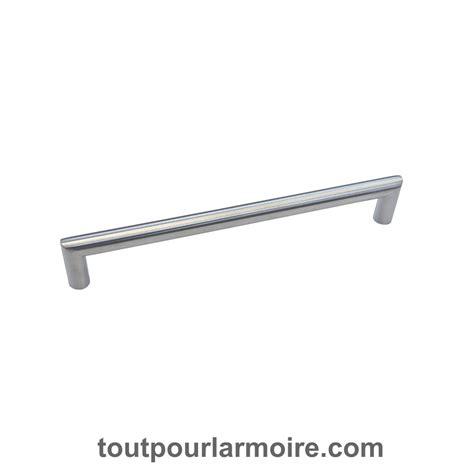 poign馥 d armoire de cuisine poignee armoire de cuisine ronde acier inoxydable longue
