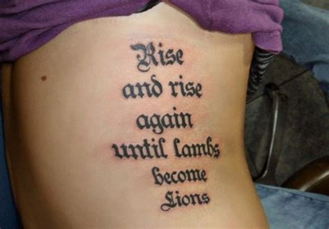 new tattoo quot it s funny how a melody sounds like a 31 topical quotes about tattoos creativefan