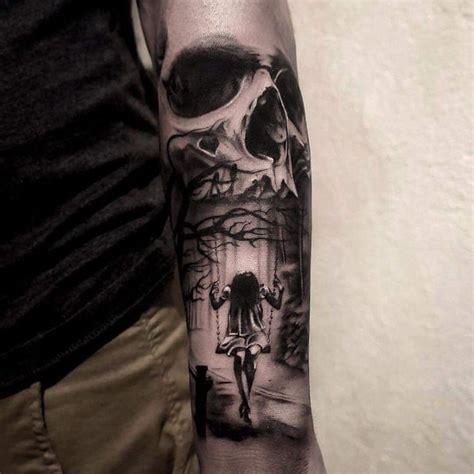 tattoo pinterest skull 25 best ideas about skull sleeve tattoos on pinterest