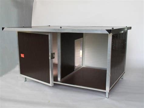 cuccia con veranda cucce per cani con veranda da esterno coibentate retex