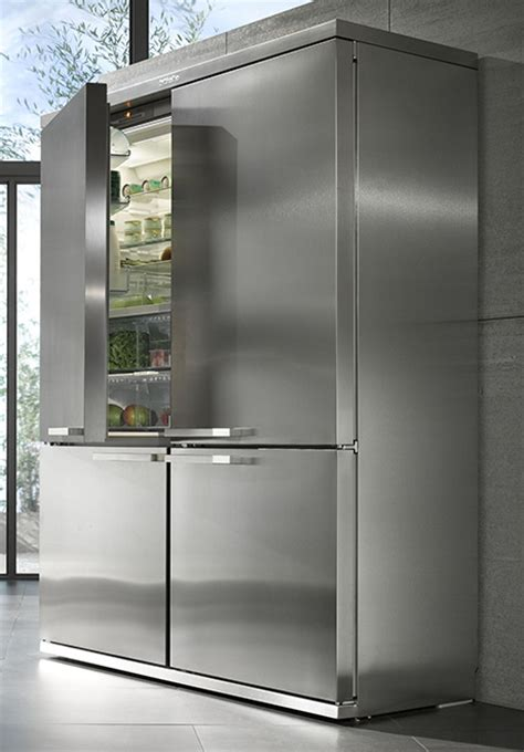 4 Door Fridge Freezer by Miele Grand Froid 4 Door Refrigerator