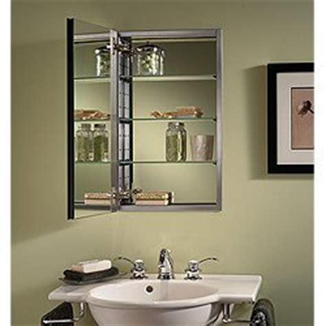 recessed built in bathroom mirror cabinet jensen s468244ss studio iv series recessed beveled mirror