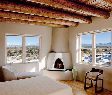 nick noyes architecture taos residence southwestern bedroom san francisco