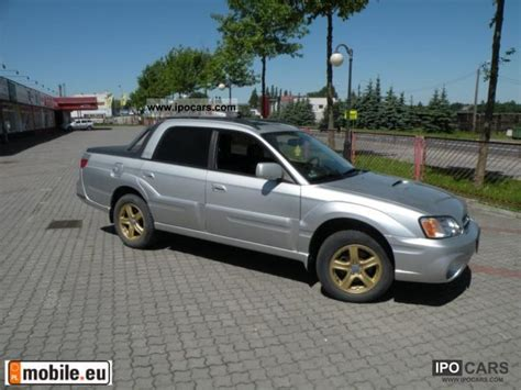 automobile air conditioning repair 2005 subaru baja regenerative braking 2005 subaru baja xt turbo manual car photo and specs