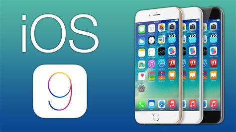 layout guides ios 9 installer ios 9 sur votre iphone ipad