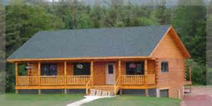 ranch style log home plans the mohawk is a ranch style log home treetop log homes is