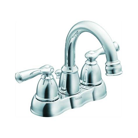 moen bathtubs moen caldwell bathroom faucet brushed nickel