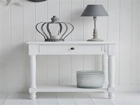 hallway table in a small space inspiration table like