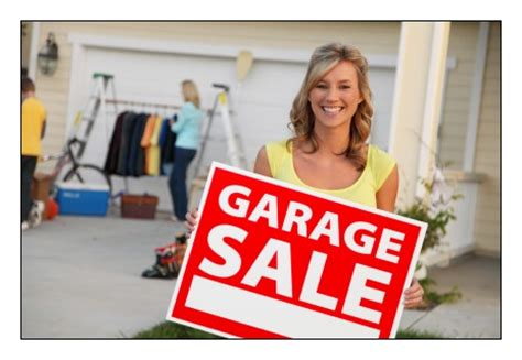 How To Hold A Garage Sale by How To Hold A Successful Garage Sale Stay At Home