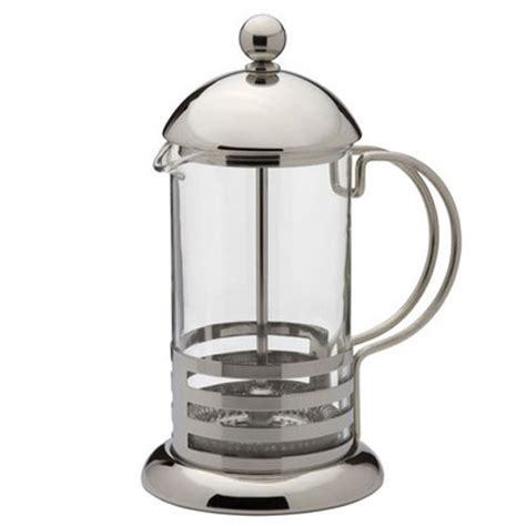 Coffee Plunger Fiorenza 350ml 3cup Coffee Tea Press Press kabalo classic 350ml 3 cup stainless steel glass cafetiere import it all