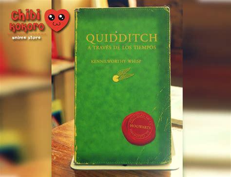 libro quidditch a traves de libro quidditch a trav 233 s de los tiempos chibi kokoro