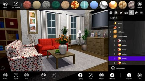 live interior 3d free app for windows in the windows store