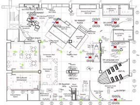 Denver Airport Wall Murals museum exhibition design museum planner