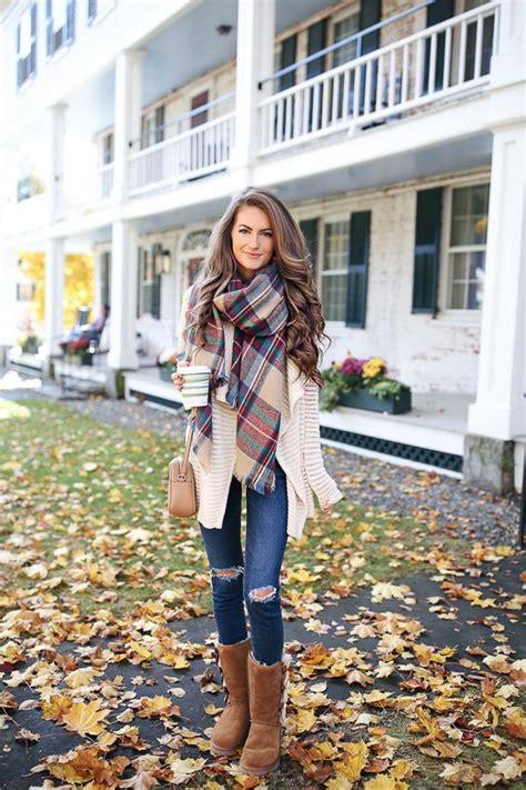 outfits  bufandas  otono invierno