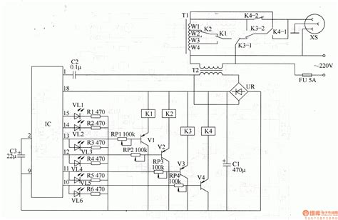 ac voltage regulator electrical wiring diagrams fuse box