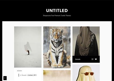 theme tumblr free design 25 responsive tumblr themes for photographers