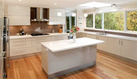 New Kitchen by Absolute Kitchen Benchtops Absolute Kitchen
