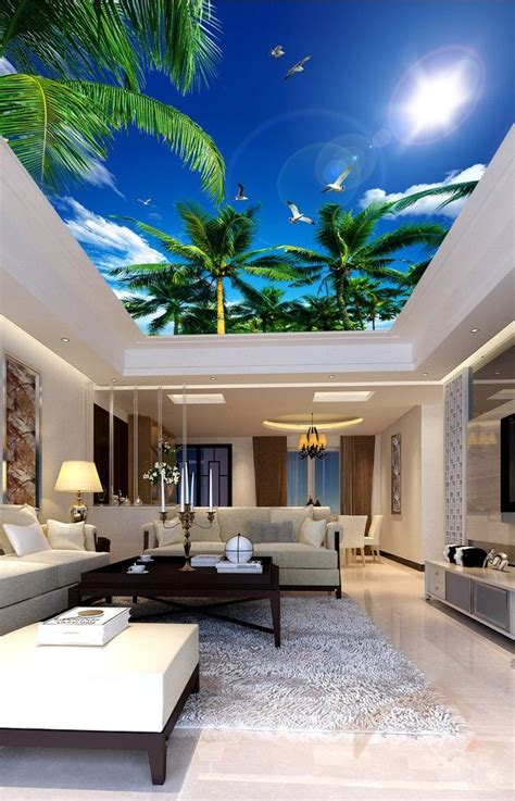wall murals for rooms best 25 ceiling murals ideas on on