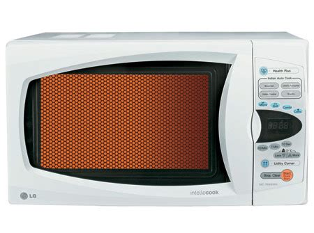 Microwave Oven Lg Ms2147c lg convection microwave review edible garden