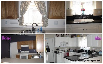 white and grey kitchen makeover i heart nap time how to paint kitchen cabinets white i heart nap time