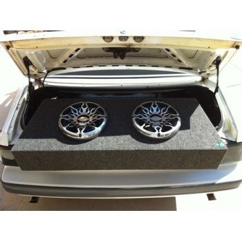 Karpet Mobil 3d Premium Black Frontier Ford all years ford mustang dual 10 quot or 12 quot subwoofer box