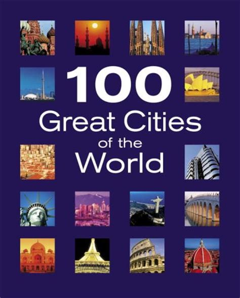 Book Review Is The Best City In America By Dave by 100 Great Cities Of The World By Barker Reviews