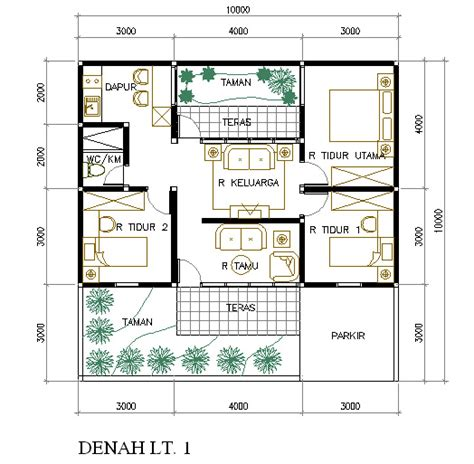 desain rumah 10 x 10 12x16 tiny house plans 12x16 home and house design ideas