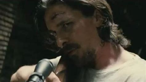 christian bale tattoo out of the furnace out of the furnace trailer christian bale makes oscar