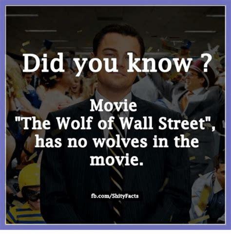 kisah nyata film the wolf of wall street 25 best memes about the wolf of wall street the wolf of