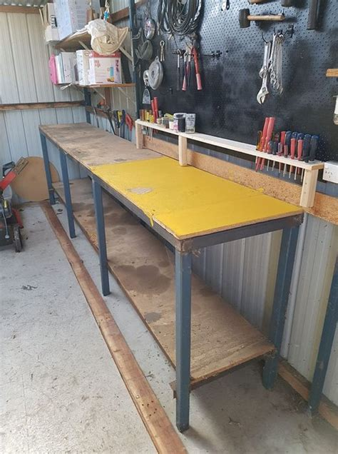 wood workbench upgrade workbench upgrade by infogily lumberjocks