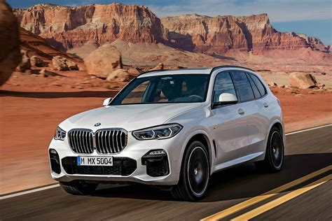 New Bmw X5 by New Bmw X5 Suv Goes Large For 2018 Motoring Research