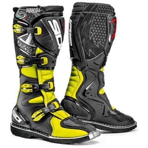 Sepatu Boots Cross Trail Acerbis X Pro V Hitam Putih Original botas motocross y enduro baratas trial cross fox