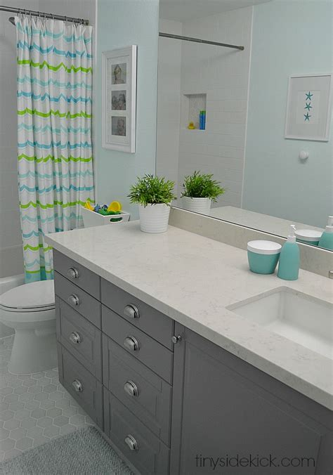 using ikea kitchen cabinets in bathroom modern coastal bathroom sources