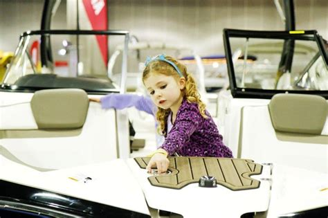 progressive insurance los angeles boat show giveaway free child admission to the 2016 progressive