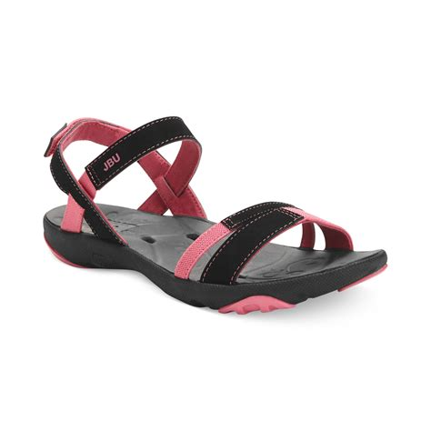Pbc Flat Shoes Ready Black And jambu jbu cyclone flat sandals in black black grapefruit