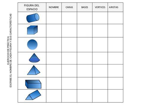 figuras geometricas vertices aristas y caras figuras del espacio