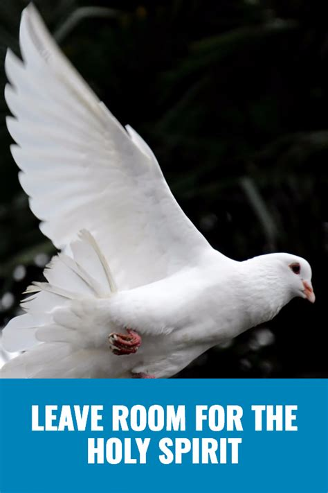 leave room for the holy spirit leave room for the holy spirit this is all god s plan