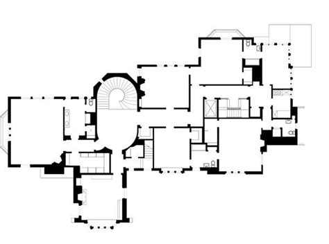 images  floor plans contemporary  pinterest  floor house plans  mansions