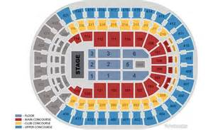 verizon center floor plan verizon center seating charts for concerts events capi