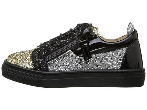 giuseppe kid shoes giuseppe zanotti glitter sneaker toddler at luxury