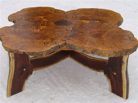 the looking burl wood furniture trellischicago