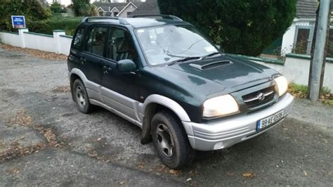 1999 Suzuki Grand Vitara For Sale 1999 Suzuki Grand Vitara 4x4 Tested For Sale In Bray