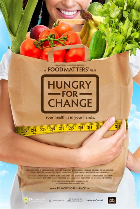 cooking with chagne why you should watch the hungry for change documentary