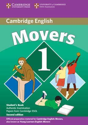descargar libro e cambridge english movers 1 for revised exam from 2018 students book authentic examination papers cambridge young learners engli en linea cambridge young learners english tests movers 1 student s book cambridge esol 9780521693400