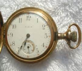 antique elgin pocket for sale antiques