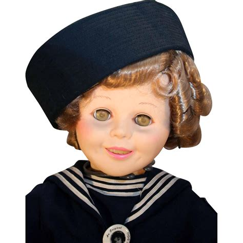 vinyl doll shirley temple 30 quot vinyl doll by dolls dreams and