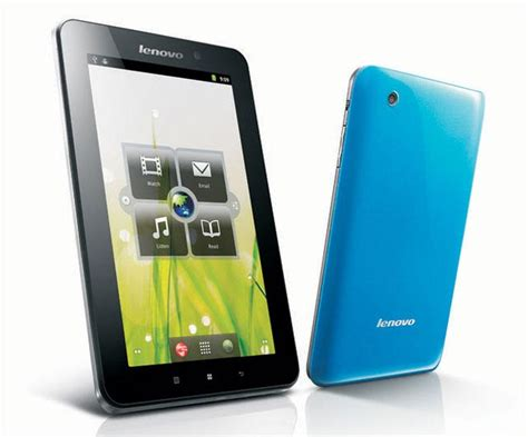 lenovo android tablet lenovo ideapad a1 android tablet gadgetsin
